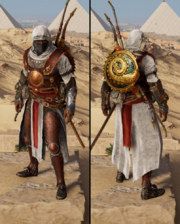 ACO Persian Leader Outfit