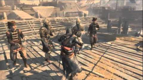 Assassin's Creed Revelations E3 2011 Sessione Single Player
