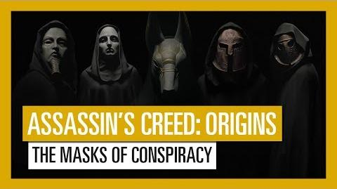 Assassin's Creed Origins The Masks of Conspiracy
