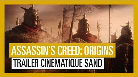 Assassin's Creed Origins Trailer Cinématique Sand OFFICIEL VF HD