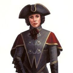 玛德琳圣殿骑士大师装束概念图