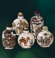 ACP Treasures Snuff bottles