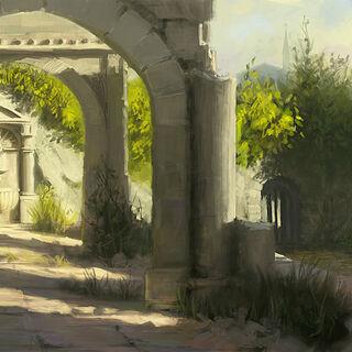 拱门艺术设定