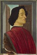 Giuliano de' Medici Portrait