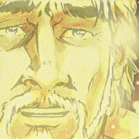 伊甸十字架展示卢修斯的影像