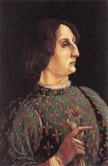 Monde réel Galeazzo Maria Sforza