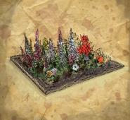 ACU Massif de fleurs