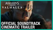 Assassin's Creed Valhalla Official Soundtrack Cinematic Trailer Ubisoft NA