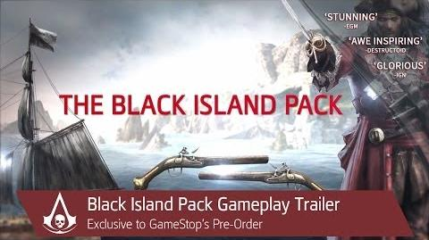 Black Island Pack Gameplay Trailer Assassin's Creed IV Black Flag North America