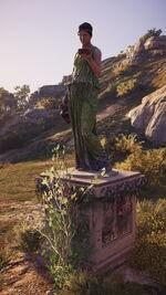 Boeotia-StatueofNemesis