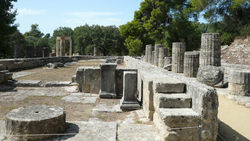 DTAE Archaeological Site of Olmypia - Gymnasium