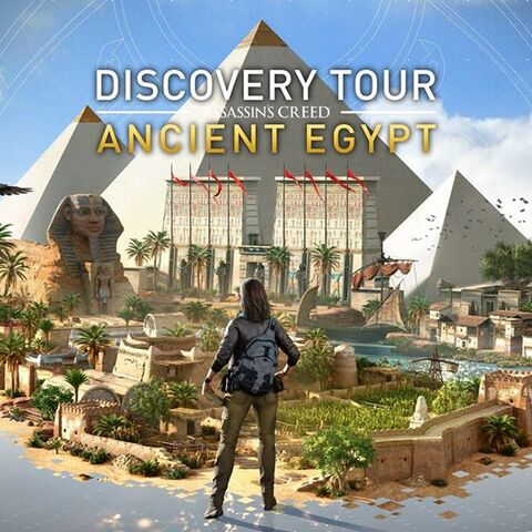 发现之旅:古埃及