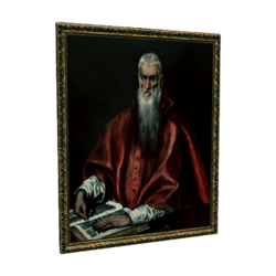 "AC4DB - ""Saint Jerome as Cardinal"""