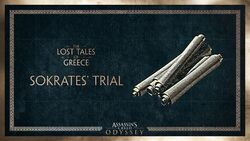 ACOD LTOG Sokrates' Trial Promo Image