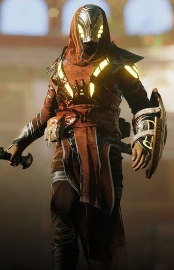 Isu Armor Assassin S Creed Wiki Fandom