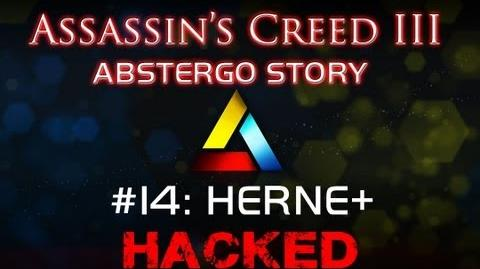 Assassin's Creed III Abstergo Story 14 HERNE+ Hack Reinforcement
