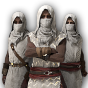 ACOD Assassins (Male) Crew Theme