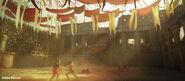 ACO Gladiator Arena Concept Art