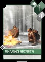 ACR Sharing Secrets