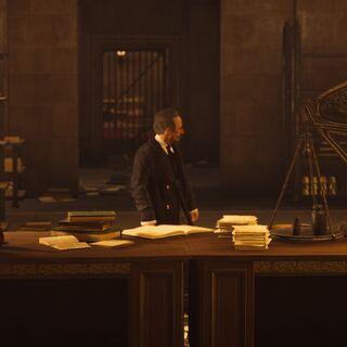 图彭尼在英格兰银行