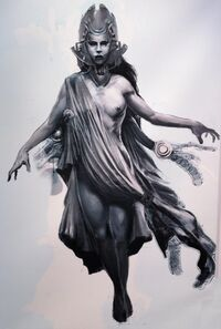 Concept Art of Minerva