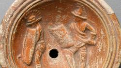 DTAE Lamp featuring Gladiators
