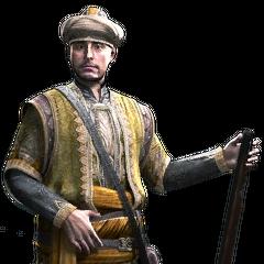 Ottoman gunman