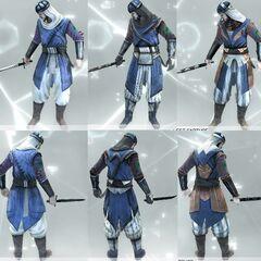 The Vizier's gear