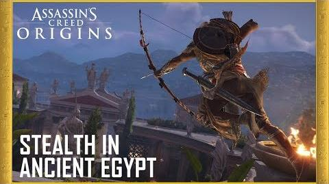 Assassin's Creed Origins New Stealth Gameplay in Ancient Egypt Ubiblog Ubisoft US