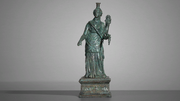 DTAE Statue of Isis Pharia