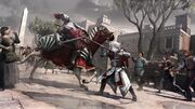Ezio-Spear-Kill