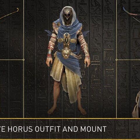 Contenu du Pack Horus