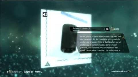 AE files:Subject 17 - memo 2