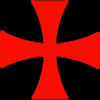 מסדר הטמפלרים - סמל