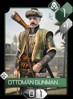 ACR Ottoman Gunman
