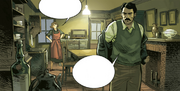 AC Conspiracies - Maria debating with Eddie