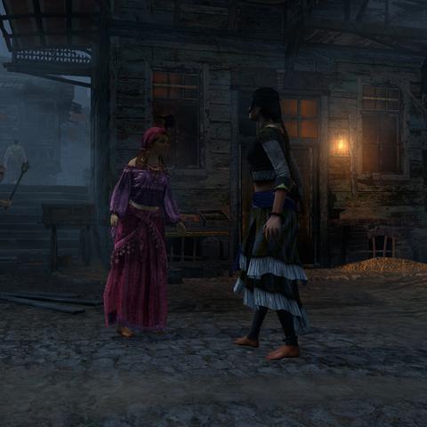 Roma confronteert Mirela.