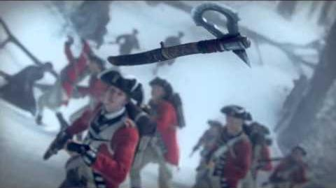 Assassin's Creed 3 Cinematic TV Trailer HD