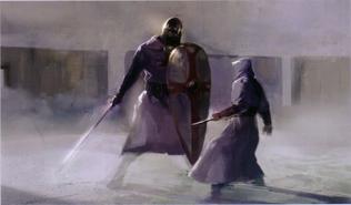 Templario art book