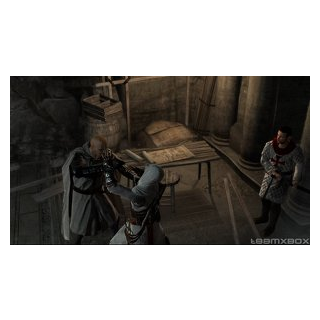 Falha de Altaïr ao matar Robert de Sablé.