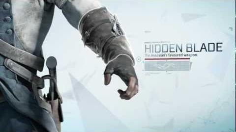 Assassin's Creed 3 Armas