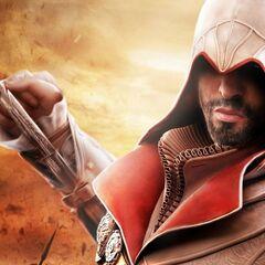 Ezio e sua lamina