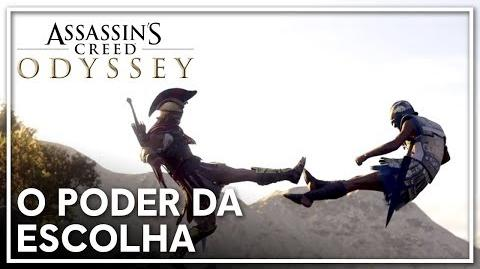 Assassin's Creed Odyssey O Poder da Escolha