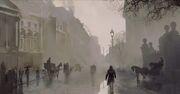 ACS Ruas de Londres - Arte de Conceito 2