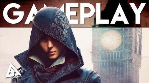 Assassin's Creed Syndicate NEW Evie Gameplay Part 1 Gamescom 2015