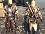 Roupas de Assassin's Creed III