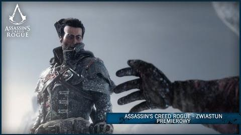 Assassin's Creed Rogue - World premiere cinematic trailer PL