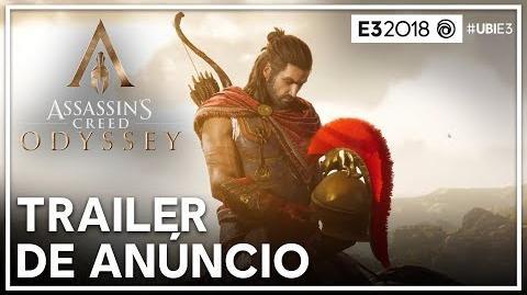 Assassin's Creed Odyssey - Trailer de Anúncio - E3 2018