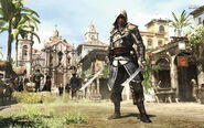 Wallpaper Edward Kenway