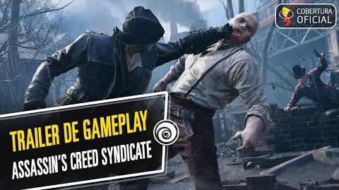 Assassin's Creed Syndicate - Trailer Gameplay E3 2015